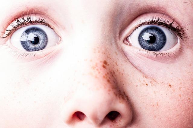 De ogen, een onzichtbare belemmering